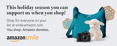 Shop Amazon Smiles & Support SNAP-NC