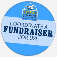 Coordinate A Fundraiser For Us!