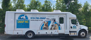 SNAP-NC Mobile Unit